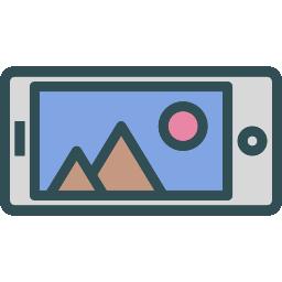 Иконка телефона с фото