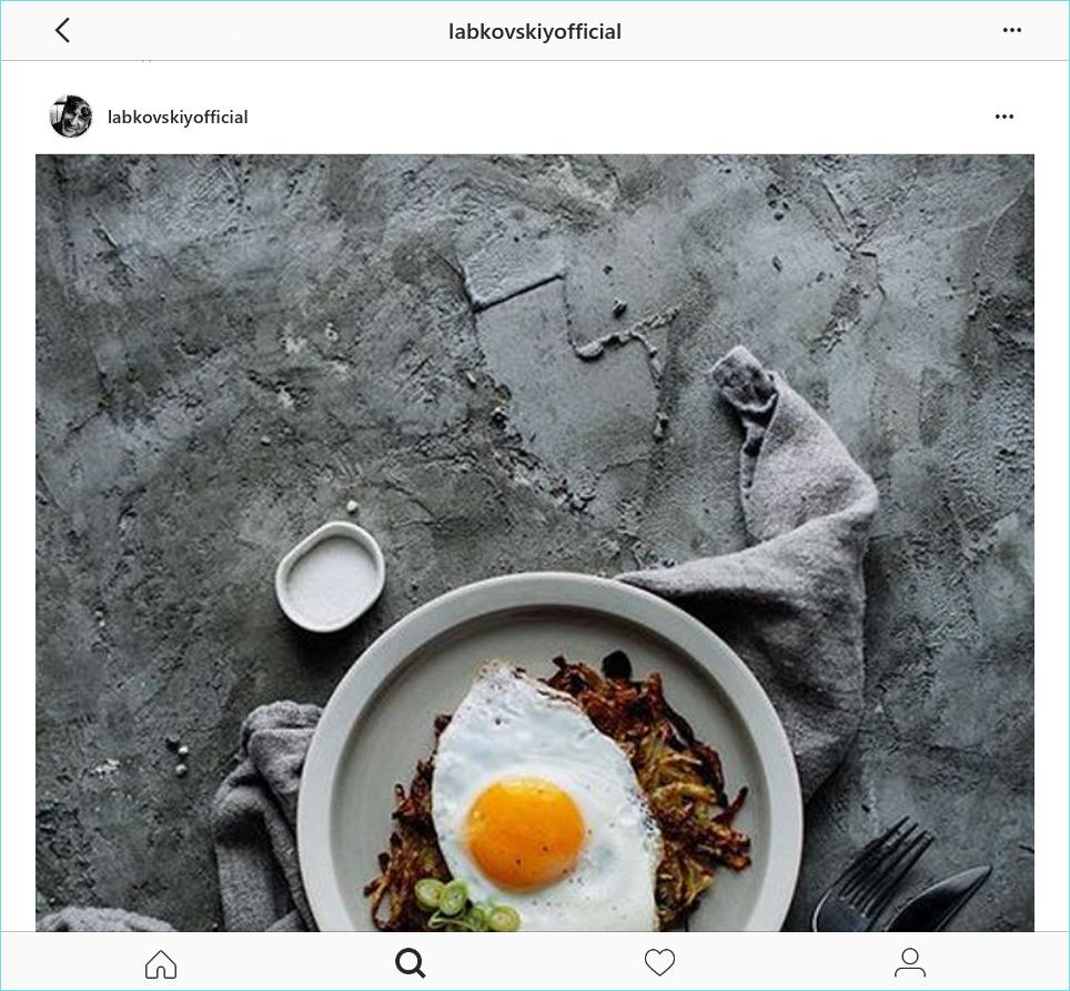 Обработка фото в Инстаграм