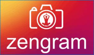 Zengram лого Instagram