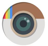Значок 2 Instagram