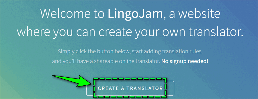Lingojam для генерации ников Инстаграм