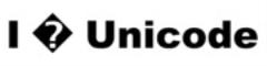 Юникод иконка